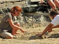 Sălaj: Târg barbar, descoperit de arheologi în apropierea castrului roman de la Porolissum