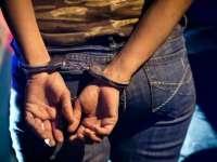 Sălăjeancă urmărită naţional, prinsă în timp ce încerca să comită un furt în Maramureș