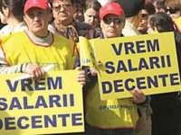 Salariile BUGETARIILOR vor crește cu 20% la stat. Află care sunt condiţiile