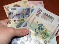 Salariile mărite ale românilor, printre cele mai mici din Europa