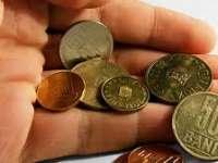 Salariul mediu net a CRESCUT cu UN LEU în luna februarie