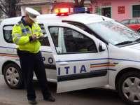 Sancţiuni contravenţionale în valoare de aproximativ 8000 de lei aplicate în weekend de polițiști