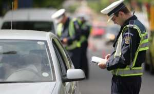 Sancţiuni de peste 26000 de lei aplicate participanţilor la trafic