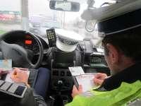 Sancţiuni în valoare de peste 6.000 de lei aplicate într-o singură zi de poliţiştii rutieri din Sighet