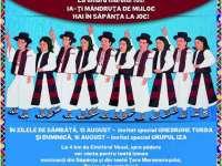 """Săpânţa, 15-16 august 2015 - Drumul lung spre Cimitirul Vesel: """"La umbra marelui fus!"""""""