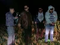 SARASĂU - Două călăuze ucrainene şi un cetăţean mongol, opriţi la frontiera cu Ucraina