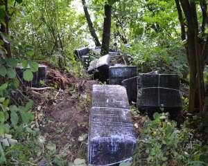 SARASĂU - Peste 10.000 pachete ţigări de contrabandă au fost confiscate de către Polițiștii de frontieră