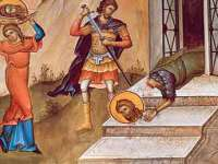 Sărbătoare religioasă - Tăierea Capului Sfântului Ioan Botezătorul
