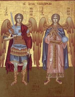 Sărbătoare - Sfinții Mihail și Gavriil