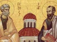 SĂRBĂTOARE - Tradiţii şi obiceiuri de Sfinţii Petru şi Pavel
