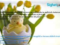 Sarbatoarea Paștilor poate fi asociata cu primavara