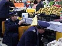 Sărbători de iarnă în siguranţă - Polițiștii au acționat pentru protejarea populaţiei împotriva activităţilor comerciale ilicite
