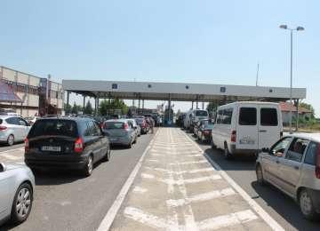 Șase migranți reținuți la frontiera cu Ungaria
