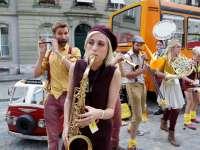 Satu Mare - Circa 15 artiști din șase țări, la Festivalul Muzicii de Stradă
