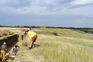 Satu Mare: Tezaur îngropat de 3.000 de ani, descoperit întâmplător de un elev