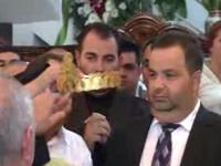 SCANDAL la înmormântarea lui Cioabă: rromii contestă existența a doi regi