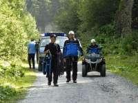 Scandalagii amendați de către Jandarmii montani din cadrul Postului Valea Vaserului