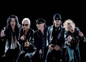 """Scorpions concertează pentru a opta oară în România, promițând un concert """"exploziv"""""""
