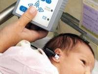 Screening auditiv pentru nou-născuţii din maternitatea din Baia Mare