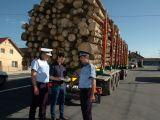 SCUTUL PĂDURII ÎN MARAMUREȘ: 117 sancțiuni aplicate ieri de polițiști