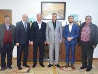 Se pun bazele unor colaborări în domeniul comercial între Maramureș și Orientul Mijlociu