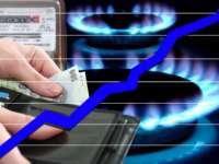Se scumpesc gazele, de astăzi! Preţul va creşte cu aproximativ 5,6%