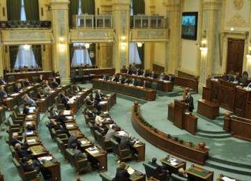 Senat - Proiectul legii grațierii retrimis de plen la Comisia juridică