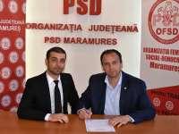 Senatorul Iustin Talpos (PMP) s-a înscris în PSD Maramureș