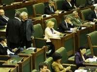 Senatul a avizat începerea urmăririi penale în cazul foştilor miniştri Ecaterina Andronescu şi Șerban Mihăilescu în dosarul licențelor IT