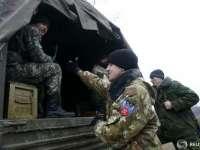 Separatiștii din regiunea Donețk susțin că au încheiat retragerea armelor grele de pe linia frontului