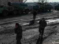 Separatiștii proruși din estul Ucrainei afirmă că au încheiat retragerea armamentului greu