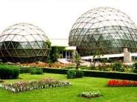 Seră dedicată plantelor carnivore la Grădina Botanică Jibou