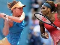 Serena Williams, confirmată ca adversară a Simonei Halep în sferturi la US Open