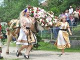 SFÂNTUL GHEORGHE - Peste un milion de români îşi serbează astăzi onomastica