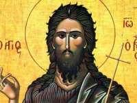 SFÂNTUL IOAN – 7 ianuarie, sărbătoarea celui mai mare dintre sfinții creștinismului