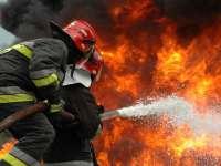 Sfârşit de săptămână plin pentru pompierii maramureşeni