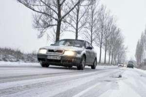 Sfaturile poliţiştilor rutieri pentru prevenirea producerii accidentelor de circulaţie pe fondul condiţiilor meteorologice nefavorabile