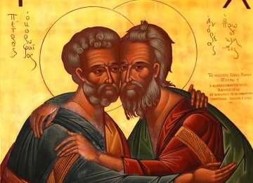 Sfinții Apostoli Petru și Pavel