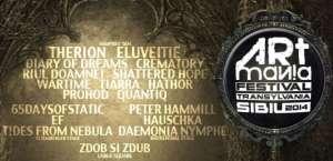 """SIBIU - """"ARTmania Festival"""" la a IX-a ediţie: vor concerta formațiile Therion, Eluveitie şi Crematory"""