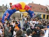 Sibiu - singurul oraş din lume unde Red Bull Romaniacs face spectacol în centrul istoric