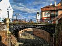 Sibiul a fost inclus într-un top al celor mai fermecătoare oraşe din Europa