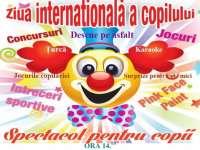 SIGHET - 1 Iunie, Ziua Internațională a Copilului, va fi sărbătorită în Parcul Grădina Morii