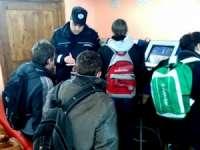 SIGHET: 13 elevi sancționați de jandarmi pentru fuga de la ore