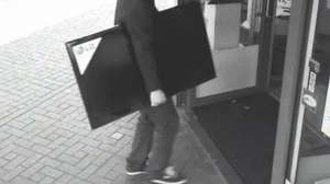 SIGHET: A furat mesele, scaunele, un televizor şi aparate de jocuri electronice dintr-un bar şi a fost prins de poliţişti