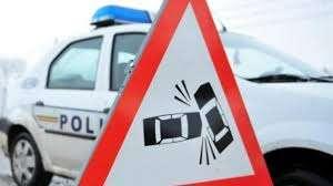 SIGHET: Accident în lanţ provocat de o şoferiţă neatentă. O persoană a fost rănită
