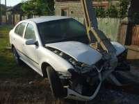 SIGHET - Accident pe fondul neadaptării vitezei pe Str. Tepliței