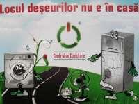 SIGHET: Acțiune de colectare a deşeurilor, pe 7 noiembrie