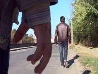SIGHET: Bărbat atacat și deposedat de bunuri de către un tânăr din municipiu. Agresorul a fost reținut