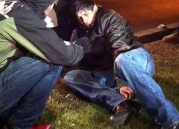 SIGHET: Bărbat snopit în bătaie în zona Independenţei