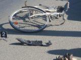 SIGHET - Biciclist băut, accidentat de un autoturism pe strada Bogdan Vodă